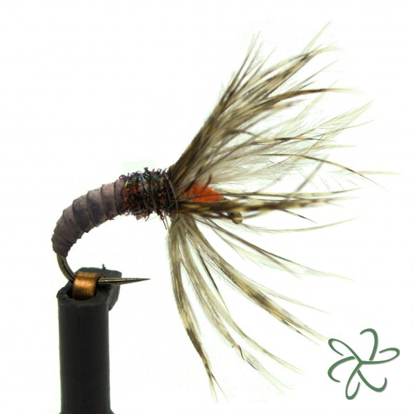 Tan Nymph Skin Tenkara Fly